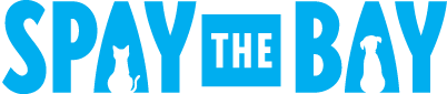Spay The Bay blue logo