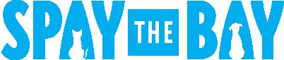 Spay The Bay blue logo