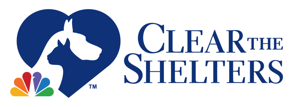 logo for clear the shelters