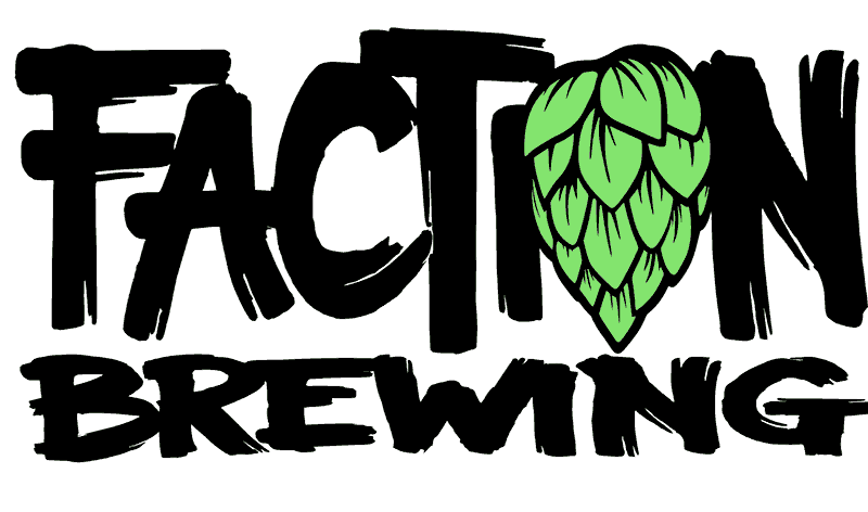 logo for faction brewing