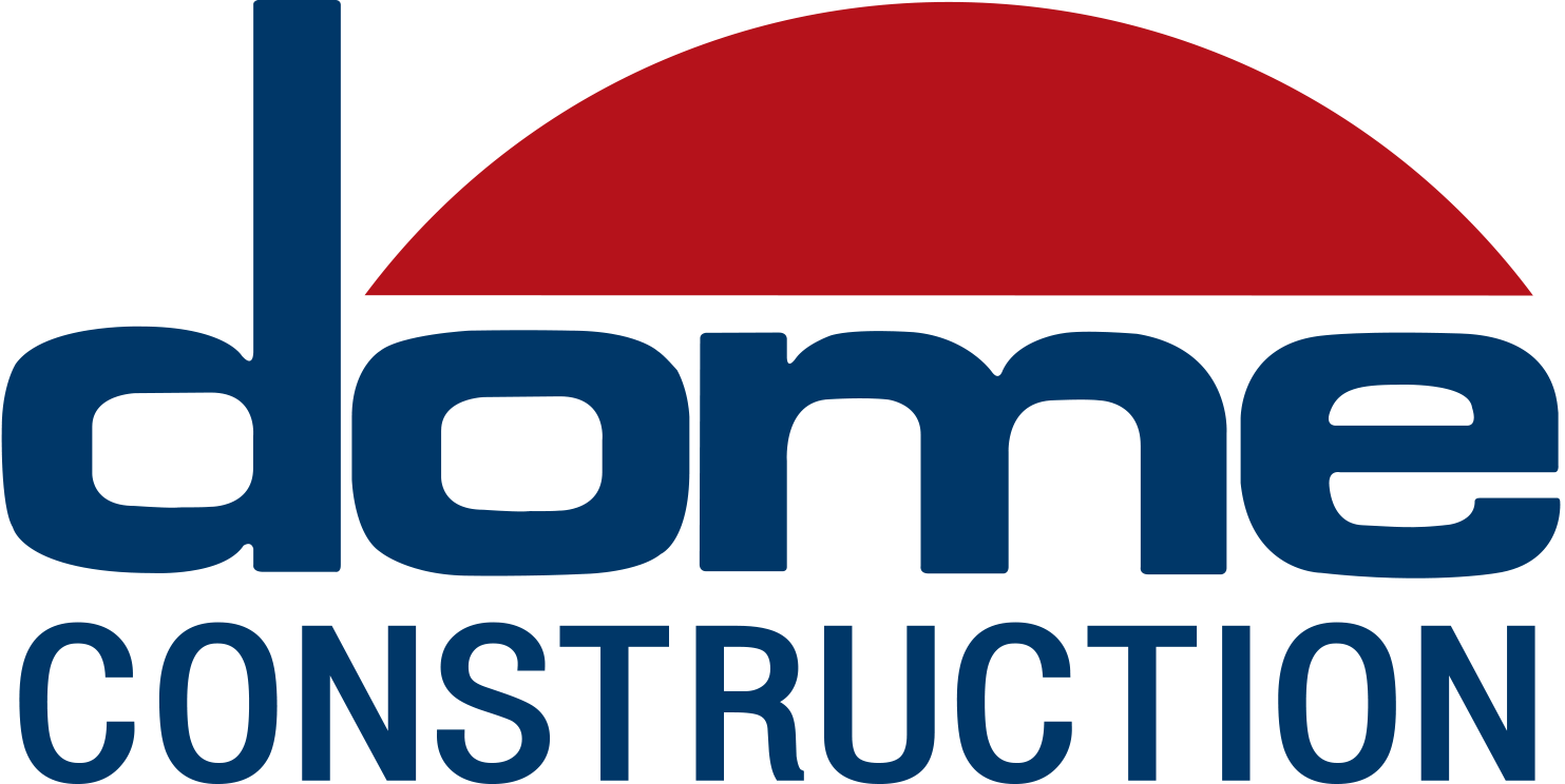 logo for dome construction