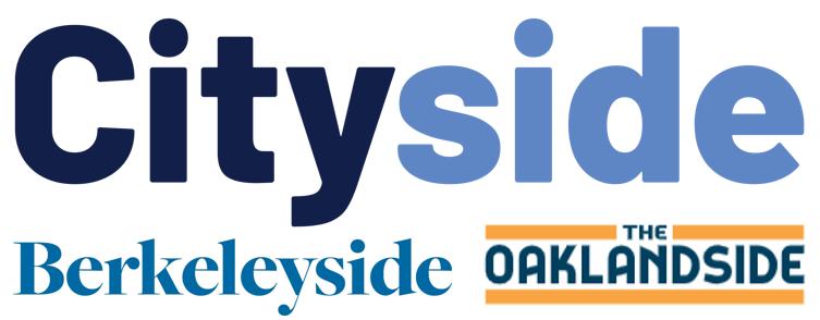logo for cityside berkeleyside oaklandside