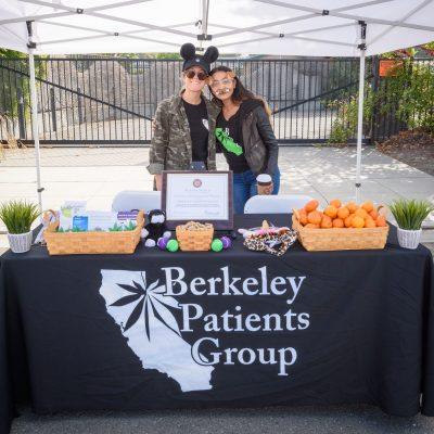 Bark Around the Block_Berkeley Patients Group