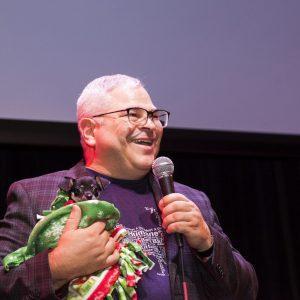 Berkeley Humane Executive Director, Jeffrey Zerwekh