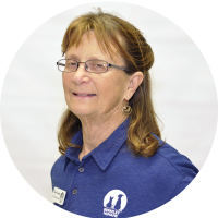 Train the Bay trainer Nancy Frensley
